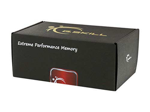 G.SKILL 256GB (8 x 32GB) TridentZ RGB Series DDR4 PC4-28800 3600MHz Intel XMP 2.0 Desktop Memory Model F4-3600C18Q2-256GTZR
