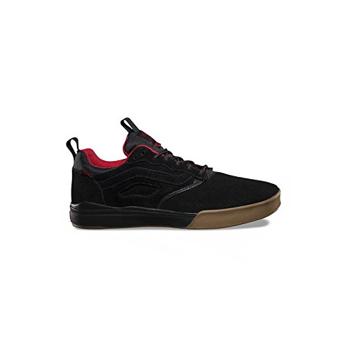 6d45be7dd8 Galleon - Vans Men s Ultrarange Pro Skate Shoe (Spitfire Cardiel Black