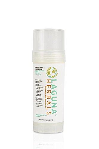 Laguna Herbals Face and Body - Herbal Sunscreen
