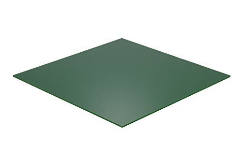 Falken Design GN2108-1-8/1212 Acrylic Green Sheet, Translucent 2%, 12