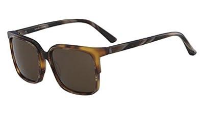 Sunglasses CALVIN KLEIN CK 8574 S 244 BROWN HORN/ TORTOISE