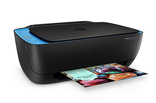 HP DeskJet 4729 All-in-One Ultra Ink Advantage Wireless Colour Printer with Voice-Activated Printing (Works with Alexa & Google Assistant)