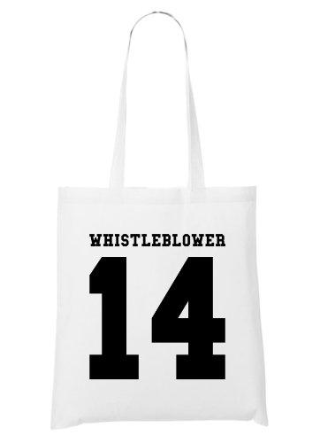 Whistleblower 14 Bag White