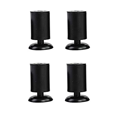 Furniture Feet Muebles pies x4 Patas de la Mesa Acero Inoxidable ...