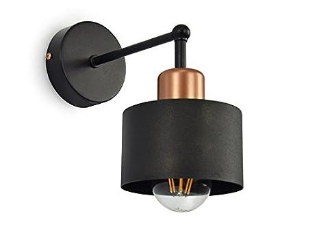 Lucide Wandleuchte /'Possio/' Wandlampe Beton Modern dimmbar Wohnzimmerleuchte