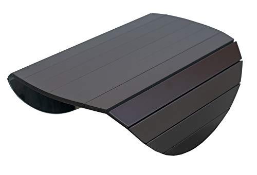 Sofa Round Arm Tray Table - Round Arm