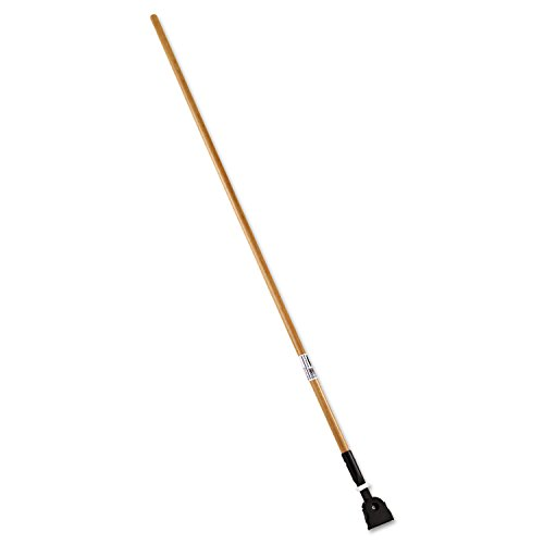 Rubbermaid Commercial Snap On Dust Mop Handle, 60-Inch, FGM116000000