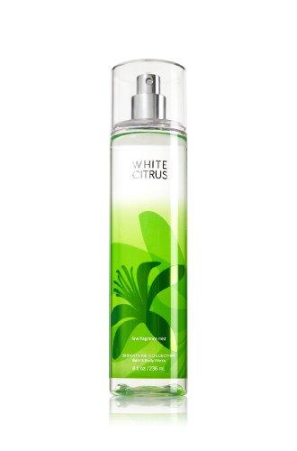 Express Mist (Bath and Body Works Fine Fragrance Mist, White Citrus, 8.0 Fl Oz)