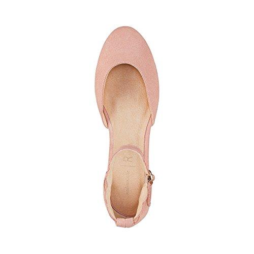 La Ballerinas Knochelriemen Mademoiselle Gre Frau R Mit 40 Rosa Redoute Iqr0YxwI