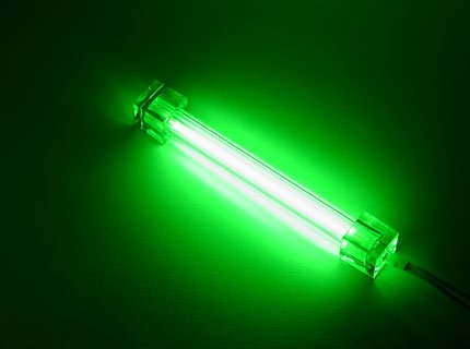 4 inch Cold Cathode Light(Dual) kit - Green
