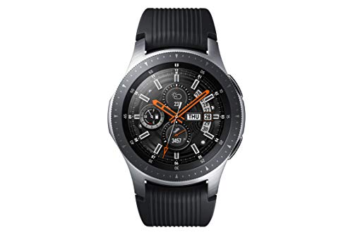 Samsung SM-R805FZSADBT Galaxy Watch 46 mm (LTE), Argento 1