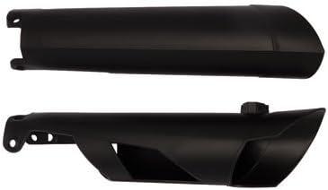 Acerbis Lower Fork Cover Set Black for KTM 300 XC 2008-2014