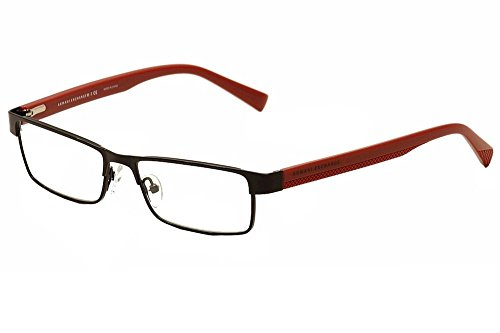 Armani Exchange AX 1009 Men's Eyeglasses Black / Samba - Exchange Style Armani