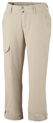 Silver Columbia Women's Redge Fossil Beige Pants AwqFwaY