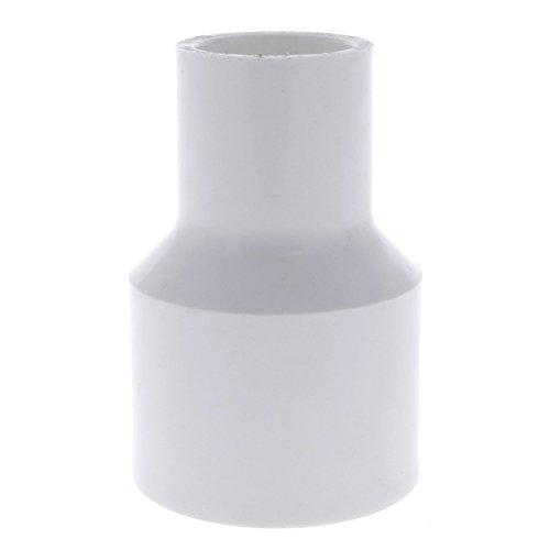 1/2 Pvc Reducer - Drip Depot Schedule 40 PVC Slip Reducing Coupling - Slip Size : 1