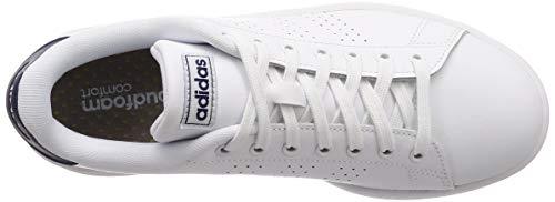 Advantage ftwbla 000 Tennis Adidas Da azuosc ftwbla Uomo Scarpe Multicolore Ffxv1qwO