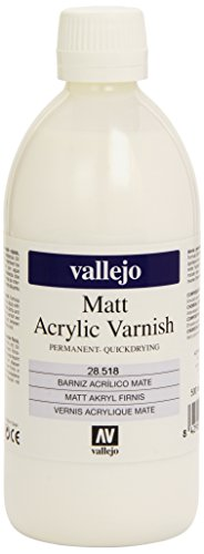 Vallejo Model Colour - Vallejo Model Color 500ml Matt Acrylic Varnish