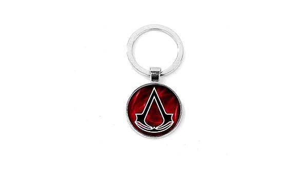 Amazon.com: Keychain Assassins Creed Ezio Keychain Creed ...