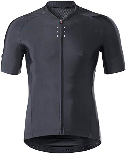- RION Men's Cycling Jersey Breathable Bike Shirt Short Sleeve Tops Pockets (New Size Chart)