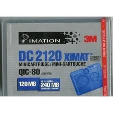 Data Cartridge IMATION  240MB DC2120