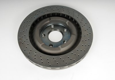 ACDelco 177-1126 GM Original Equipment Front Disc Brake Rotor by ACDelco