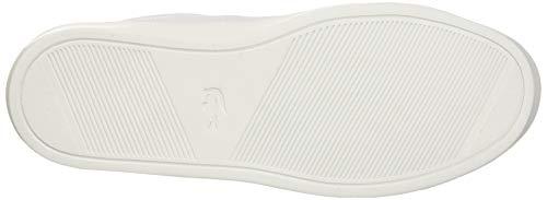 Light Uomo wht 1191 Cma Bianco 12 042 wt Sneaker L nvy Lacoste 12 qRtxS66