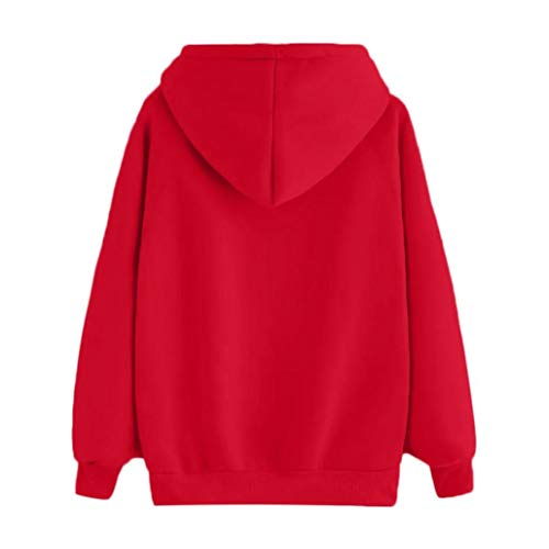 1 Top DAYLIN Courtes Rouge V Dcontract Chemisier Col Solid Manches Femme 46Z6RgvSn