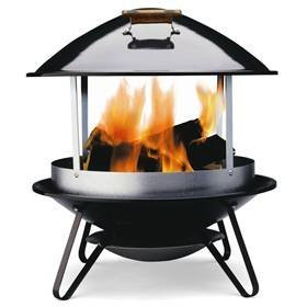 Weber fireplace garden outdoors for Amazon prime fire pit