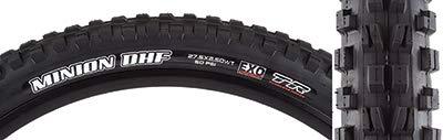 Maxxis Minion DHF Tires Black FOLD/60 DC/EXO/TR