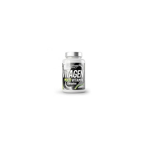 Hypertrophy Nutrition MultiVitagen - Complejo Multivitaminico 100 caps: Amazon.es: Alimentación y bebidas