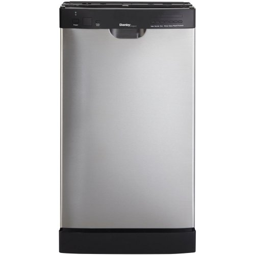 Danby DDW1899BLS 18-Inch Built-In Dishwasher – Stainless Steel