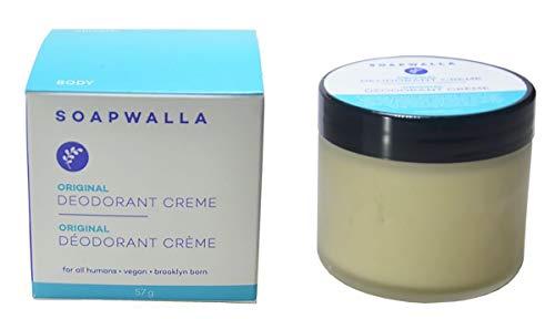 Soapwalla - Organic Deodorant...