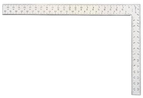 starrett fs 24 steel professional framing square 24 x 16