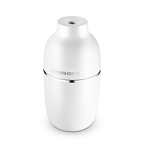 (180ml USB Car Humidifier, Mini Portable Ultrasonic Cool Mist Humidifier, USB Office Desk Humidifier)