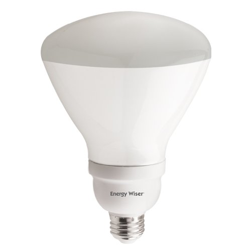(Bulbrite CF23R40WW/DM 23Watt Dimmable Compact Fluorescent R40 Reflector, Warm White )