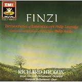 FINZI: Intimations of Immortality & GRAND FANTASIA AND TOCCATA / HICKOX