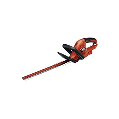 BLACK+DECKER HT22 Hedge Trimmer, 22""