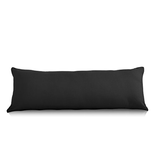 EVOLIVE Ultra Soft Microfiber Body Pillow Cover/Pillowcases 21