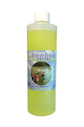 World Record Beeboo Big Bubble Mix. Made in the USA