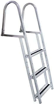 Dock Edge Stand Off Dock Ladder