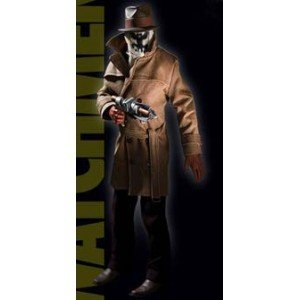 - DC Comics Watchmen Movie: Rorschach 1:6 Scale Deluxe Collector Figure