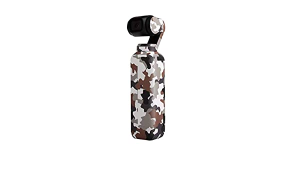 Pattern : Chocolate Figure OSMO Pocket Accessories Hyx 3M Fashion Personality Sticker Sticker Fit Perfect on The Fuselage Show Personality for DJI OSMO Pocket