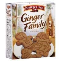 Pepperidge Farm Gingerbread Cookies Amazon.com : Pepperidg...