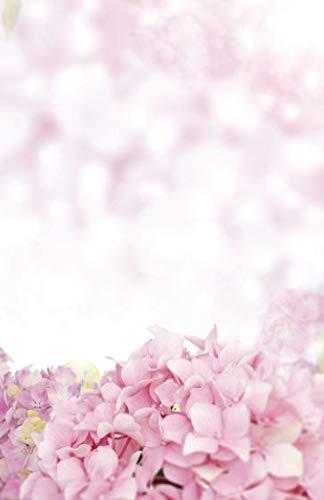 The Hacker-Proof Internet Address Password Book - Pink Hydrangea: Alphabetical Website Username & Password Organizer Logbook Notebook (Personal Internet Address & Password ()