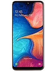 Samsung 32 GB Galaxy A20e Smartphone, Korall