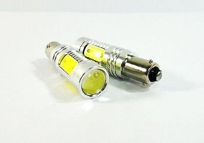 LEDIN Error Free BAX9s Plasma SMD LED Parking Light High Power 64132 H6W 7.5W Bulb