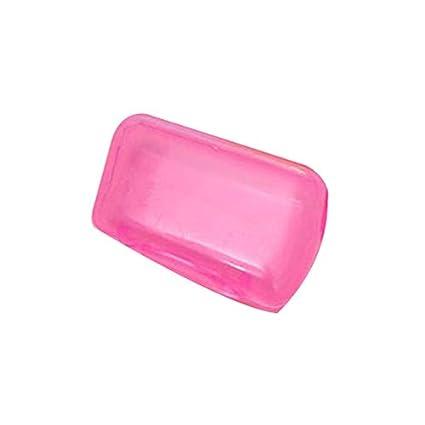 Mimagogo 1set / 5 x Caja protectora Caps Salud Germproof Cepillos de dientes del protector