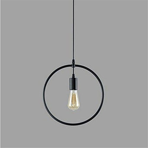 Baron W.H Scandinavian loft Industrial Personality Geometric Chandelier Restaurant Living Room Retro Bedroom Coffee bar Table lamp, Square, 33x33cm Baron Square Table Lamp