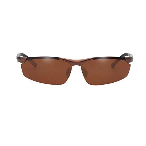 Hombre para Anti Deporte 4 Polarizados Moda Reflejante Gafas HD Gafas 2 Anti De Color Conducción Masculino UV sol De YQQ De de Gafas YQQ Vidrios Gafas Sol nqOX7xHH8F