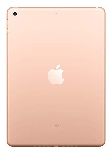 Apple iPad (Wi-Fi, 32GB) - Gold (Latest Model) للبيع